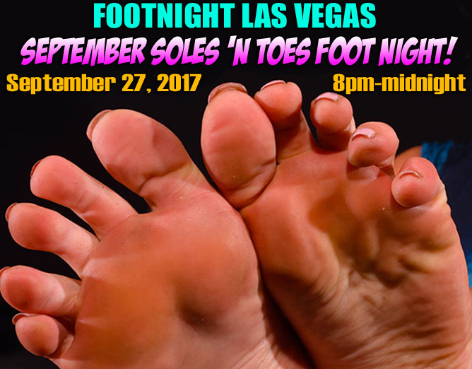 Agree fetish foot las vegas think, that