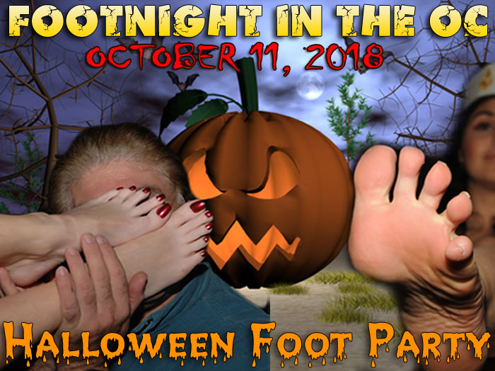 Footnight OC Foot party