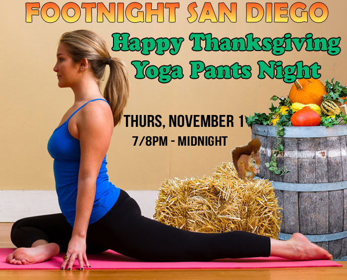 Footnight SanDiego