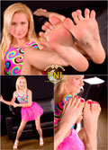 2015 Footnight Favorite New Model Odette Delacroix
