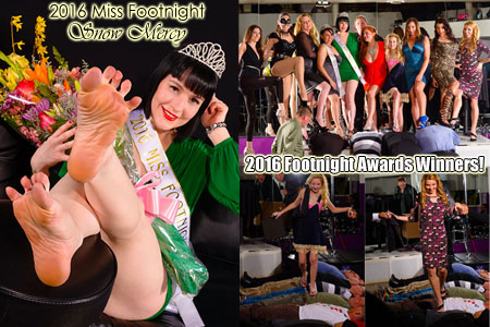 2016 Footnight Award Winners
