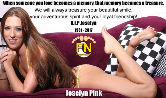 RIP our dear friend Joselyn Pink