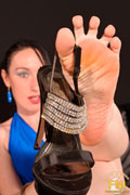 Sassy Siren's Perfect Soles Fresh Out of Shoes
