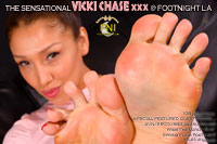Special Feature Guest Model Vicki Chase XXX