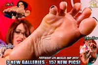 Footnight Las Vegas Dream Feet