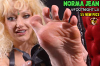 Norma Jean at Footnight Los Angeles