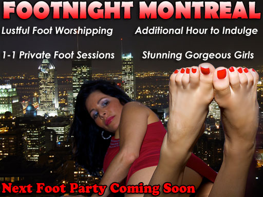 Footnight Montreal