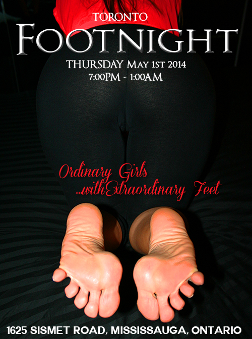 feet fetish and toronto