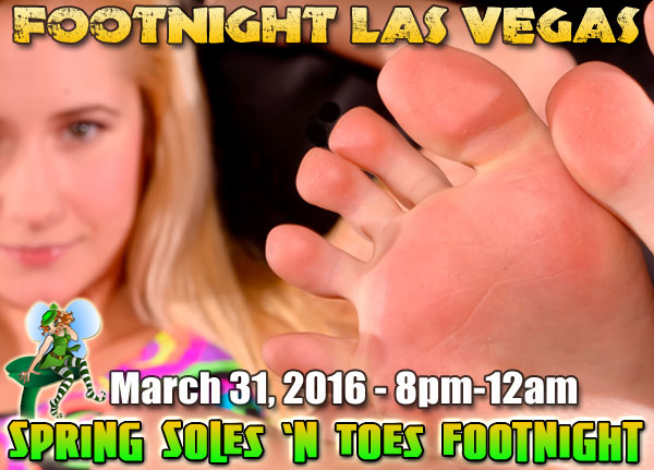 Footnight Las Vegas