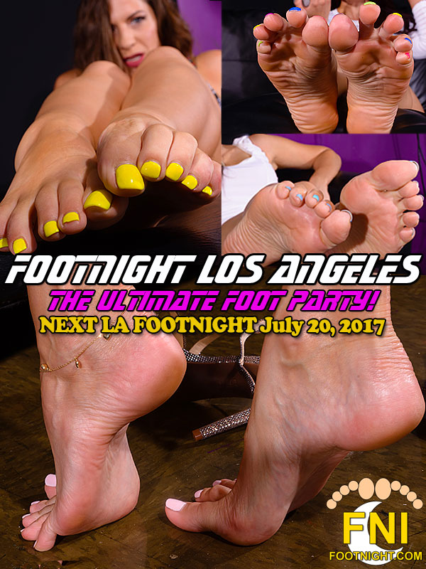 Next Footnight Los Angeles Coming Soon